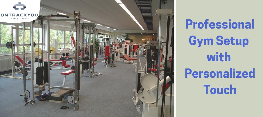 Professional Gym Setup Services